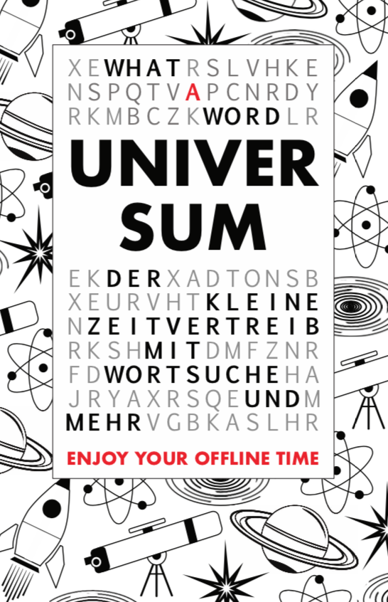 What A Word – Universum